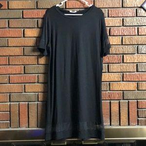 Forever 21   Contemporary Mesh-Cutout Dress
